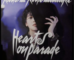 HEARTS ON PARADE
